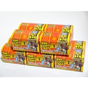 在庫あり 通販 新品 10個セット スナックワールド snackworld トレジャラボックス ジャラ 第一弾 第1弾 10箱 送料無料|akindoya