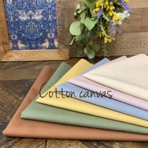 素材 ・コットン(綿)100%  ・厚すぎず、薄すぎずの丁度よい厚みで、張りのあるコットン100%の...