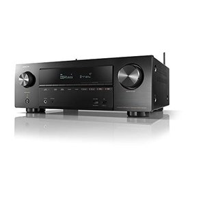 デノン Denon AVR-X1600H AVサラウンドレシーバー 7.2ch Dolby Atmo...