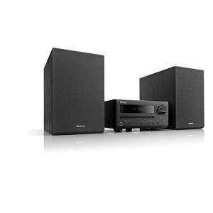 デノン Denon D-T1 CDレシーバーシステム CD/FM/AMラジオ/Bluetooth対応...