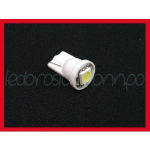 ポジションランプ T10 LED 1チップ SMD 1発 白10個|akiraprostore
