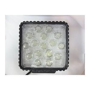 LED作業灯 48W ワークライト 集魚灯 看板灯 狭角  9v〜32v兼用 スポットタイプ 屋外照明LED 防水 防塵 省エネ 高輝度 長寿命|akiraprostore