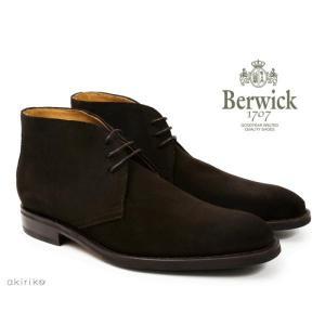 Berwick ビジネスシューズ メンズ チャッカブーツ berwick-910-cf akiriko