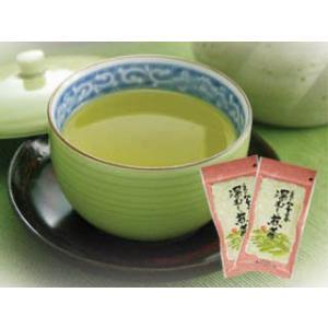深蒸し煎茶 JAふくおか八女 深むし煎茶 100g×2袋|akisa