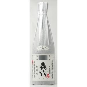 黒木本店  芋焼酎 喜六 無濾過(25度) 720ml|akisa