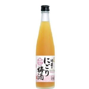 中埜酒造 にごり梅酒 500ml×12本 y akisa