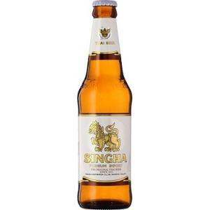 Thailand beer  タイ ビール  シンハー(SINGHA) 瓶 330ml/24ik ケース重量:約14.5kg