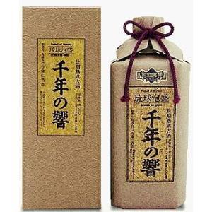 今帰仁酒造所  千年の響  長期熟成古酒 原酒 43度 720ml.e akisa