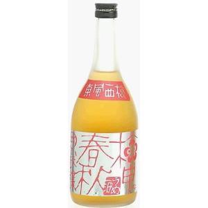 西山酒造場 小鼓の梅酒 梅申春秋  (ばいしんしゅんじゅう) 720ml/12本.e お届けまで12日ほどかかります akisa