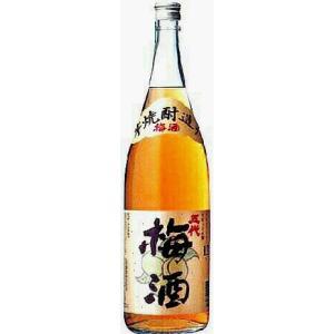 山元酒造 五代梅酒  芋焼酎造り  度数12度  1800ml.e akisa