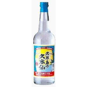久米島の久米仙 泡盛30度 600ml (546) akisa