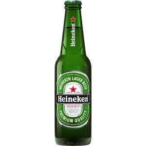 ハイネケン Heineken 330ml/24 瓶hn 国産キリン製造 ケース重量:約15kg|akisa