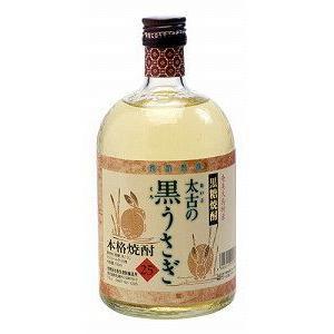 弥生焼酎醸造所 太古の黒うさぎ 長期貯蔵 黒糖 25度 720ml/e922|akisa
