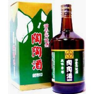 陶陶酒本舗 陶陶酒 銭形印 (辛口)  1000ml/6本 akisa