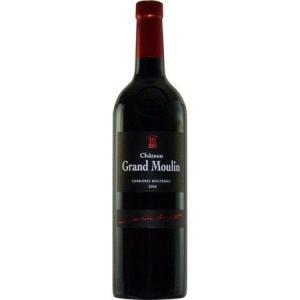 シャト− グラン ム−ラン  コルビエール ブトナック 2008年 赤 750ml×12本 CH.GRAND MOULIN CORBIERES BOUTENAC2299|akisa