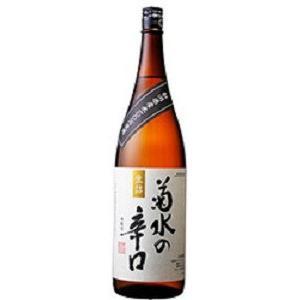 菊水酒造(株) 菊水の辛口 本醸造 1800ml e024 新潟|akisa