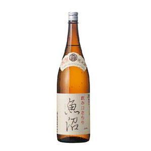 白瀧酒造(株) 白瀧 純米淡麗 魚沼  1800ml e374 新潟 akisa