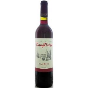 ダラットワイン(CLASSIC) 赤 750ml/6本ik Vietnam Wine akisa
