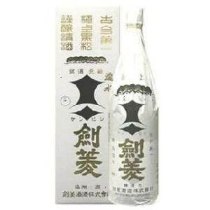 剣菱酒造 剣菱 極上黒松剣菱(超特撰) 1800ml .hn 灘の銘酒|akisa
