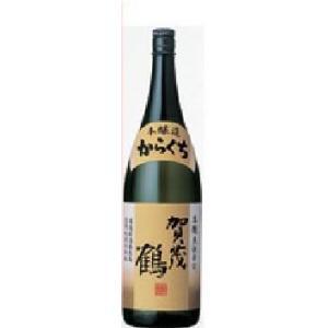 賀茂鶴酒造 賀茂鶴 本醸造辛口 1800ml.hn お届けまで7日ほどかかります|akisa