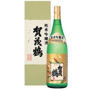 賀茂鶴酒造 賀茂鶴 純米吟醸酒 1800ml  1本化粧箱入 お届けまで7日ほどかかります