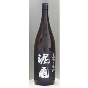 長崎大島醸造 泥亀 麦 20度 1800ml.hn|akisa
