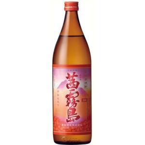 霧島酒造株式会社 茜霧島 900ml 芋焼酎|akisa