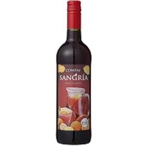 【3本(個)セット】Spanish wine スペインワイン コンパイ サングリア 赤 750ml.hn Compay Sangria|akisa