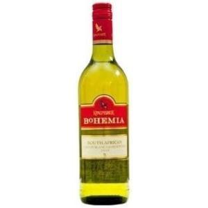 キングフィッシャーボヘミア シュナブラン シャルドネ 白 750ml/12本s KINGFISHER BOHEMIA Chardonnay Chenin Blanc 南アフリカ|akisa