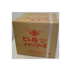 ヒシウメ タマリソース(甘口) 10L