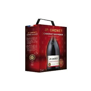 フランスワイン JP シェネ カベルネ・ソーヴィニヨン BIB 赤 2000ml/6本.snb お届けまで8日ほどかかります|akisa