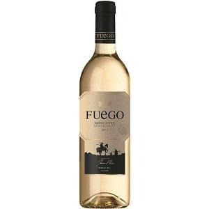 【3本(個)セット】Spanish wine スペインワイン/フェーゴ モスカテル(Fuego MOSCATEL) 白 750ml.snb|akisa