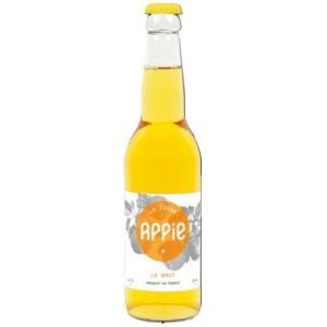 フランス アッピー ブリュット Appie LE Brut 瓶 330ml/24本.hir お届けまで14日ほどかかります akisa