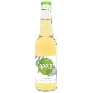 フランス アッピー ポワール Appie Le Poire 瓶 330ml/24本.hir お届けまで14日ほどかかります akisa