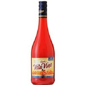 木下インターナショナル株式会社 ドクターディムース ブラッドオレンジ・ヴィタ・ヴィーノ  750ml.hn(発泡性) Dr. Demuth Fresh Vita Vino|akisa