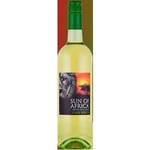 南アフリカ ワイン サン オブ アフリカ 白750ml.hn Sun of Africa White437913|akisa