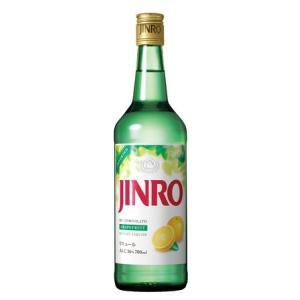 【3本(個)セット】韓国焼酎 JINRO グレープフルーツ 700ml.hn ジンロ akisa