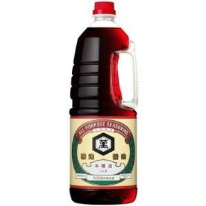キッコーマン こいくち醤油 ペット 1800ml/6本.e
