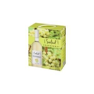 ヴィノ・デ・ラ・ティエラ スペインワイン サルー シャルドネ 3L BIB i Salud! Chardonnay BIB466417hn|akisa