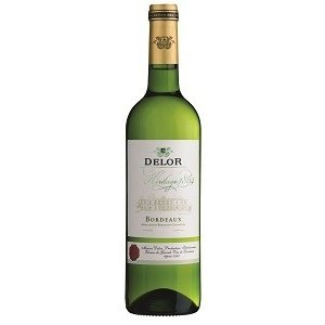 デロー ボルドー ブラン セック  白 750ml Delor Bordeaux Blanc Sec499705.hn akisa