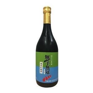 無手無冠 純米吟醸酒 1800ml/6本.hn お届けまで8日ほどかかります|akisa
