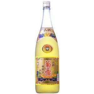 菊の露酒造  菊之露 古酒サザンバレル  泡盛25度 1800ml.snb  お届けまで7日ほどかかります
