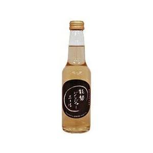 能勢 スパークリングジンジャーエール SC 瓶 250ml/24本hn お届けまで10日ほどかかります|akisa