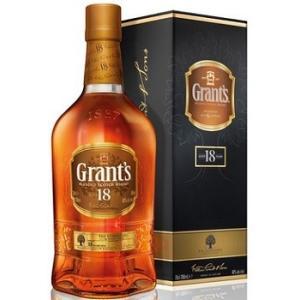 GRANT'S 18YEARS OLD グランツ 18年 ウイスキー 700ml.snb akisa