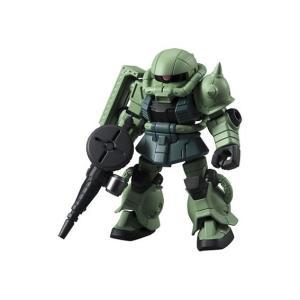 ザク [004] [ガシャポン 機動戦士ガンダム MOBILE SUIT ENSEMBLE 01] バンダイ|akism