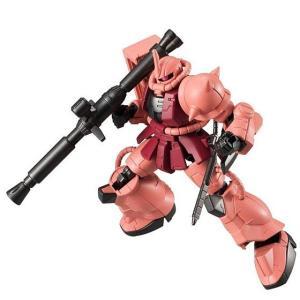 シャア専用ザク (MS-06S) [アーマー(08A)/フレーム(08F)] セット [食玩 機動戦士ガンダム Gフレーム03] バンダイ|akism