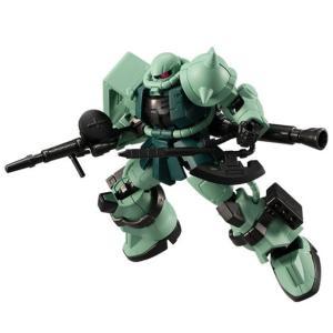 ザクII/ザクII(指揮官機) [アーマー(14A)/フレーム(14F)] セット [食玩 機動戦士ガンダム Gフレーム05] バンダイ|akism