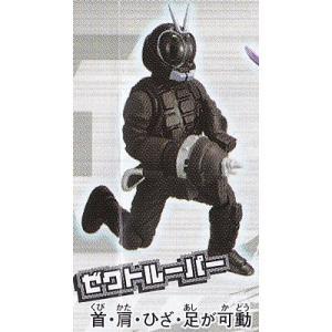 ゼクトルーパー 【 ガシャポン 仮面ライダーカブト アクションポーズ 】 バンダイ 【中古】|akism