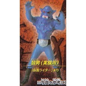 狼男 (実験用) 【 ガシャポン HGシリーズ 仮面ライダー22 爆炎のサバイブ編 】 バンダイ 【中古】 akism