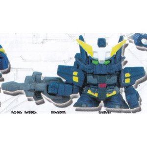ヒュッケバインMk-III (マーク3) 【 ガシャポン フルカラーコレクション スーパーロボット大戦 PART1 】 バンダイ|akism